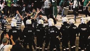 PSP apresentou propostas alternativas para festejos do Sporting que não foram aceites