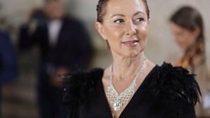 As horas críticas e a confirmação do pior: País chora morte de Maria João Abreu