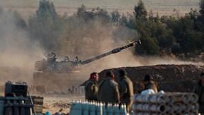 Israel inicia ofensiva terrestre em Gaza