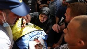 Dez ambulâncias egípcias em Gaza para transportar feridos