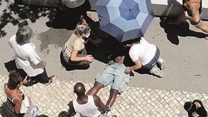 """""""Passei-me dos carretos"""": Homem confessa ter matado ator Bruno Candé em Loures"""
