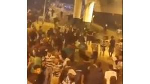 Novas imagens mostram confrontos entre polícia e adeptos do Sporting