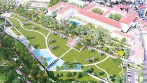 Vai nascer um novo Parque da Cidade