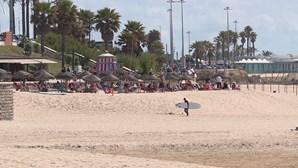 Incumprimento das regras relativas às praias sujeito a multa