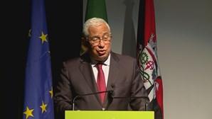 """António Costa acredita que Portugal vai chegar mais depressa """"ao ponto da recuperação"""""""
