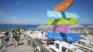Quase 80% dos portugueses fazem férias 'cá dentro' este verão