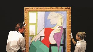 Famoso quadro de Picasso vendido por 85 milhões de euros