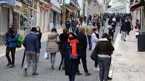7,2 milhões de portugueses deixam de usar máscara no verão