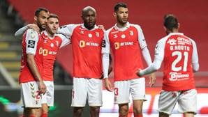 Sporting de Braga regressa aos triunfos com penálti nos descontos