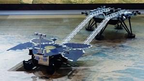 China aterra com sucesso robô Zhurong em Marte