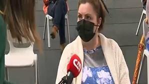 Vacinados cerca de dois mil docentes e não docentes este fim de semana em Gondomar