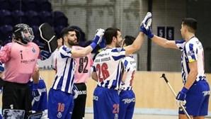FC Porto na final da Liga Europeia de hóquei em patins ao vencer Oliveirense