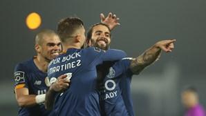 FC Porto vence Rio Ave por três bolas e segura segundo lugar na Liga