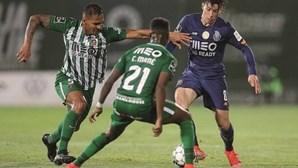 Dragão arruma contas do campeonato com vitória em Vila do Conde