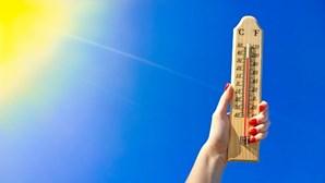 Temperaturas continuam a subir e chegam aos 32º esta quinta-feira