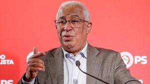 PS reforça liderança e PSD cai para mínimos, revela sondagem