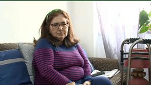 Mulher perde perna e rim após operação