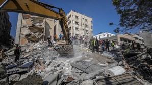 Sobe para 58 mil número de palestinianos deslocados
