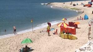 Verão antecipa-se e termómetros chegam aos 33 graus em alguns pontos do País