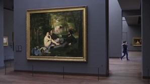 Museu de Orsay em Paris reabre pela primeira vez em seis meses
