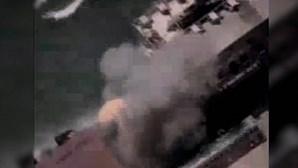 Exército israelita afirma ter destruído drone subaquático do Hamas