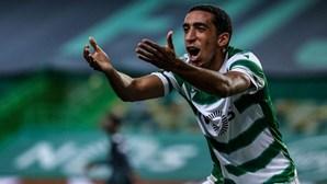 "Varandas ofereceu o 7 de Cristiano Ronaldo mas foi recusado: ""Prefiro ser Tiago Tomás"""