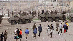 Menores marroquinos que entraram ilegalmente em Ceuta vão ter aulas separadas