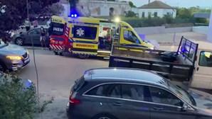Mulher sobrevive com balas cravadas pelo ex-companheiro na cara e pescoço em Portimão