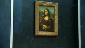 Já é possível voltar a visitar a icónica Mona Lisa de DaVinci… e sem as habituais multidões