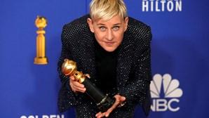 Ellen DeGeneres: Nem só do negócio de fazer rir vive a comediante