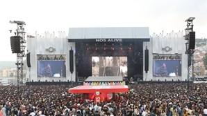 Metallica e Imagine Dragons confirmados para o Alive 2022