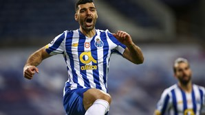 UEFA atribui o melhor golo do ano a Taremi