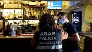 ASAE abre quatro processos em fiscalização sobre desconfinamento em Lisboa