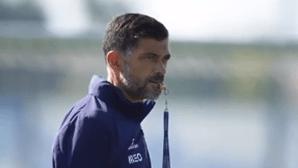 Sérgio Conceição recusa 20 milhões de euros do Al Sadd