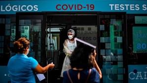 EUA desaconselham viagens para Portugal devido à evolução da Covid-19 no País