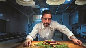 Pedro Mendes: O antigo aluno de direito fez a maior omelete do mundo