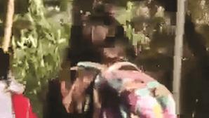 """Jovem agressora de adolescente atropelado """"agride com frequência a murro e pontapé"""""""