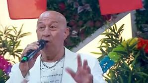 'Mil noites de amor' com Luís Portela no Manhã CM