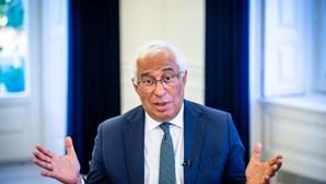 António Costa diz que Portugal tem bom historial nos fundos europeus