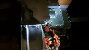 Força Aérea resgata jovem de 19 anos a bordo de navio. Veja as imagens