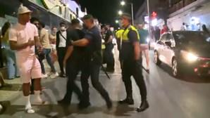 Pelo menos dois detidos após confrontos entre adeptos ingleses em Albufeira