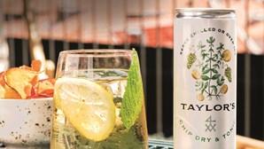 É preciso ter lata em inovar: Taylor's lança Porto tónico pronto para ser consumido