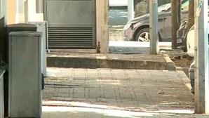 Jovem de 25 anos baleado em Braga. Atirador em fuga