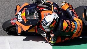 Decisão revertida: MotoGP devolve segundo lugar a Miguel Oliveira em Itália