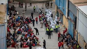 Marrocos reforça segurança nos acessos a Ceuta para evitar nova vaga migratória