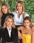 Helen Svedin, Daniela, Martina e Stella