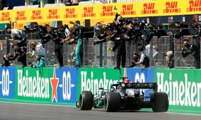 Lewis Hamilton vence GP de Portugal de Fórmula 1