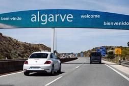Mais de cinco mil carros atravessaram a fronteira no Algarve em dois dias