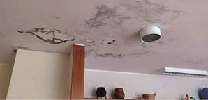 Escola Básica de Aveleda, em Braga, foi requalificada há cerca de 10 anos e apresenta sinais de degradação
