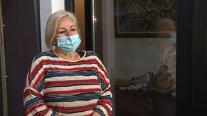 Isabel Schincariol, mulher da vítima